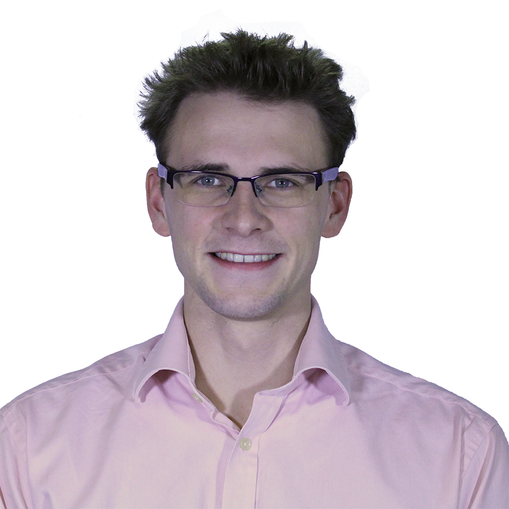 James Turnbull, Finance and Business Development Manager