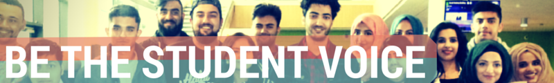 Bradford College Students' Union: Be the Student Voice