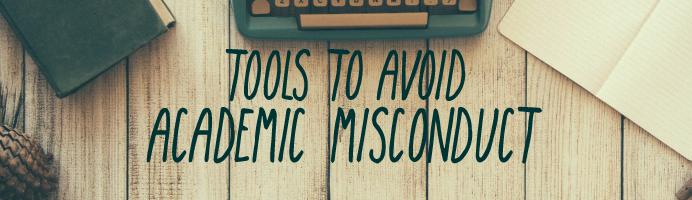 Tools To Avoid Academic Misconduct Leeds Beckett Students Union