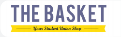 Logo for The Basket - the Bristol SU shop