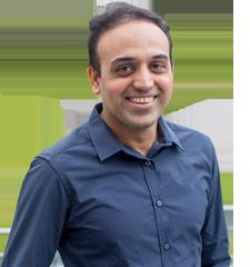 Usman Ali - Health and Social Care Officer