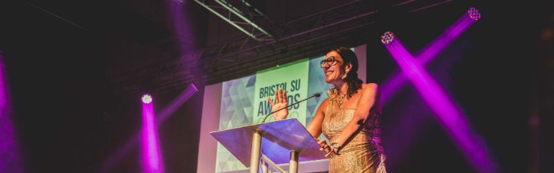 Picture of Bristol SU's annual awards evening