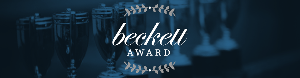 Beckett Award Leeds Beckett Students Union