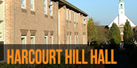 Link to Harcourt Hill Hall halls groups