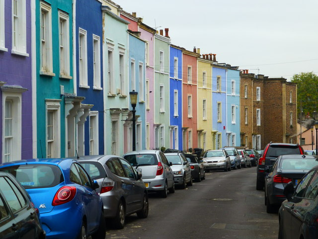 A street in Bristol