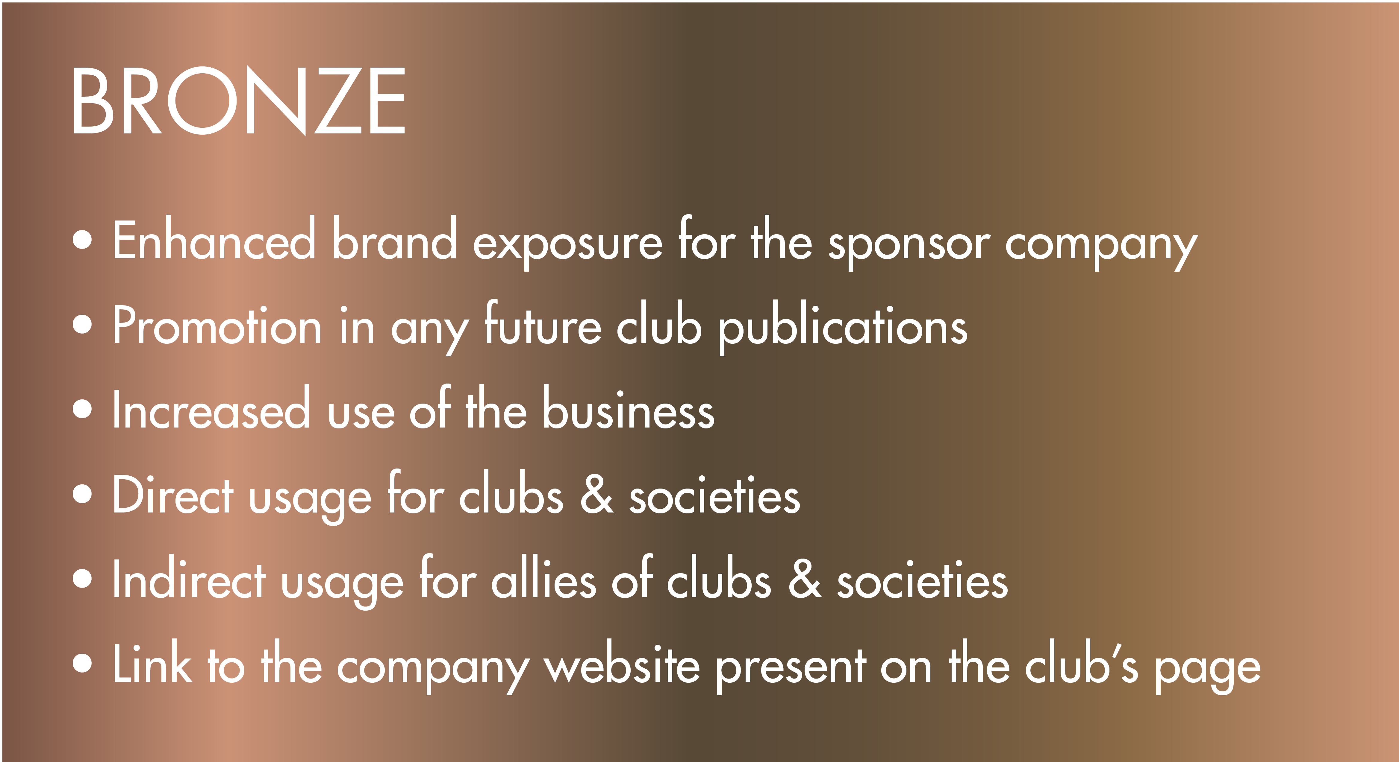 Sponsorships & Contracts @ Liverpool Students\' Union