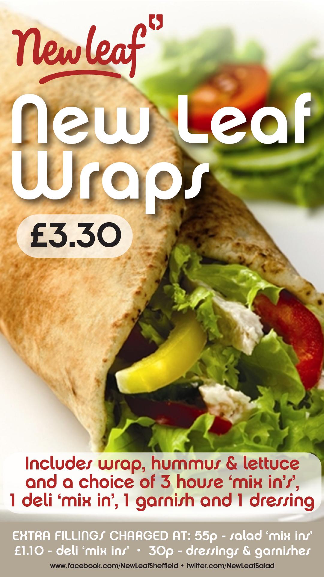 New leaf falafel