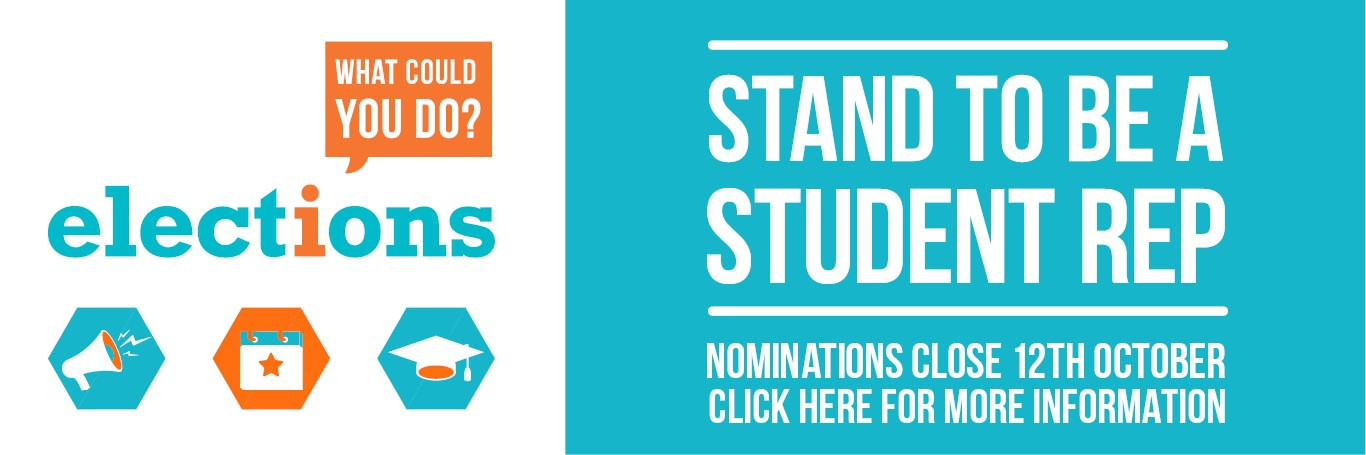 Click here to stand to be a student rep