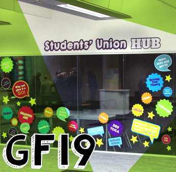 Students Union Hub - Hockney room G 19