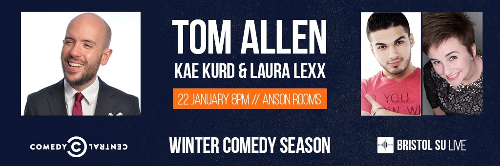 Comedy with Tom Allen