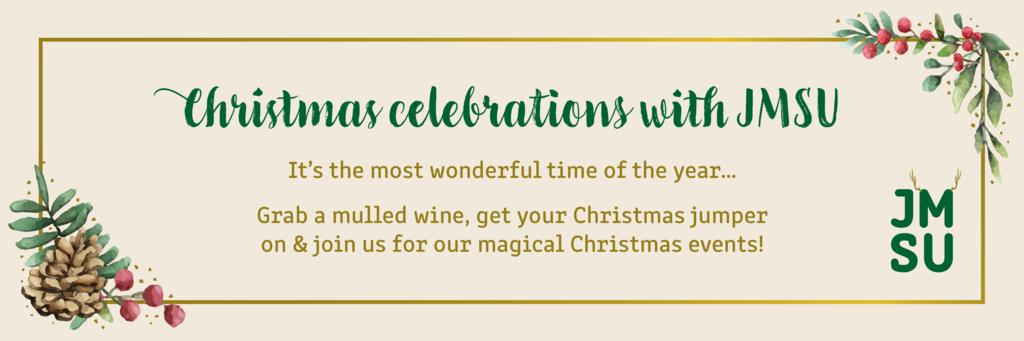 Christmas website banner
