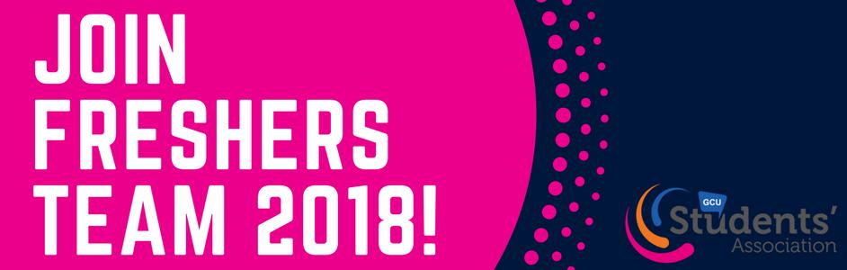 Banner freshers 2018