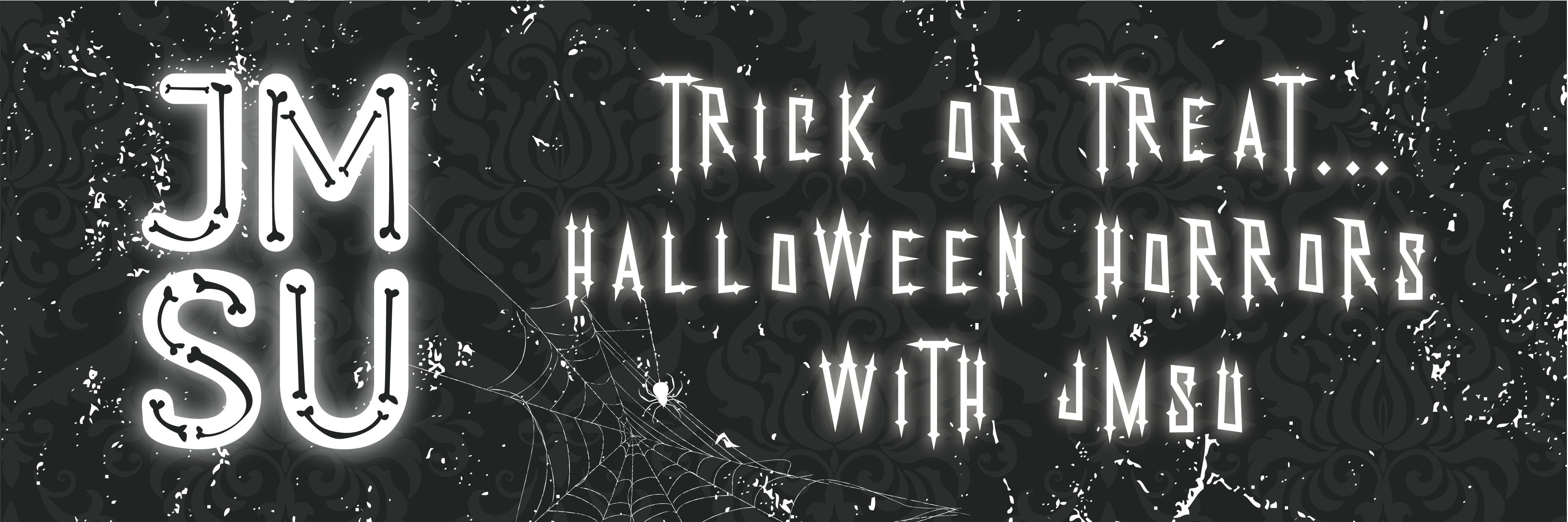 Website halloween banners