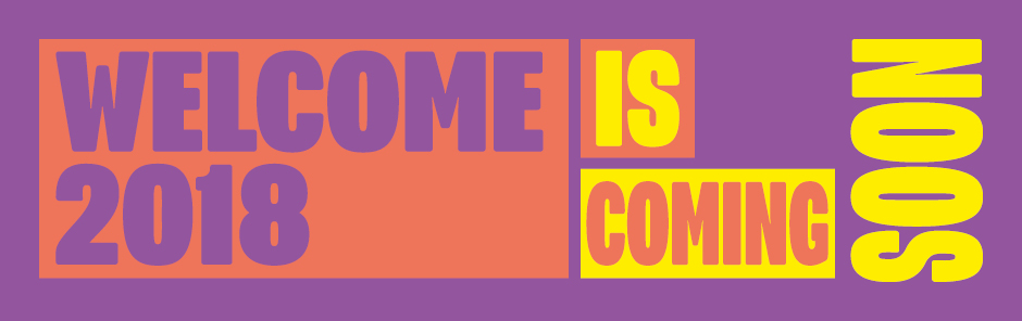Welcome teaser banner