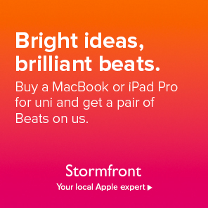 Storm front online ad