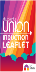 Induction leaflet front page
