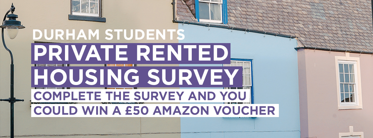 Housing survey banner