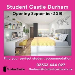 Durham su website tile   student castle