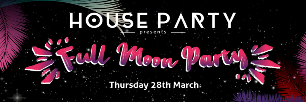 House party banners hp full moon website header