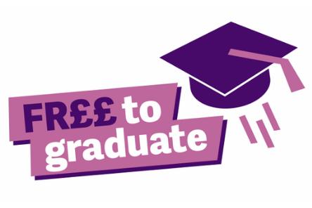 Free to graduate 444 x 296