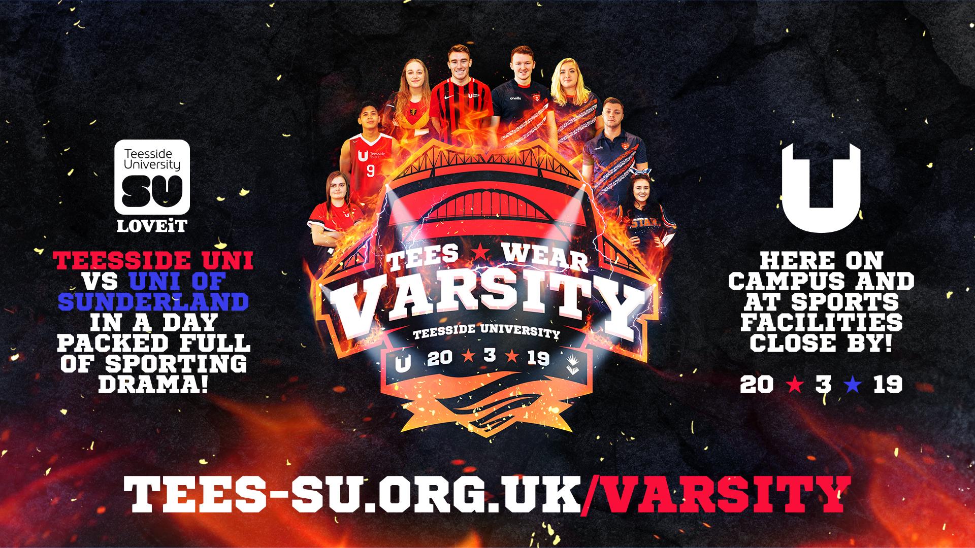 Varsity 2019 plasma