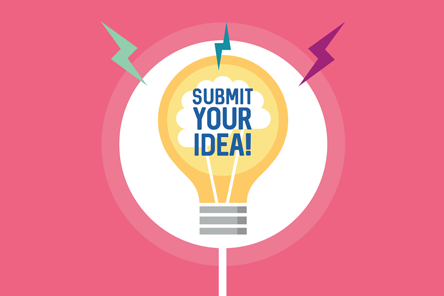 Make it happen submit your idea