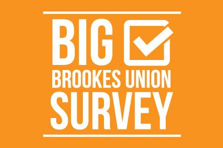 Big brookes union survey website header2