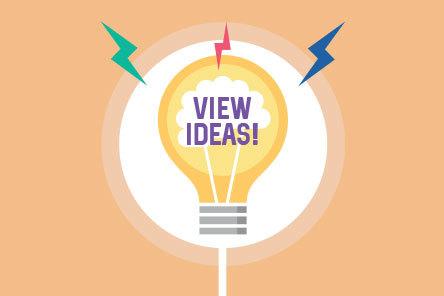 Make it happen view ideas