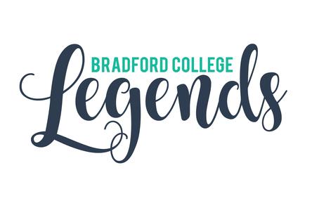 Su bradford college legends logo