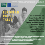 Essa roundtable  invitation