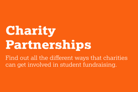 Charity partnerships