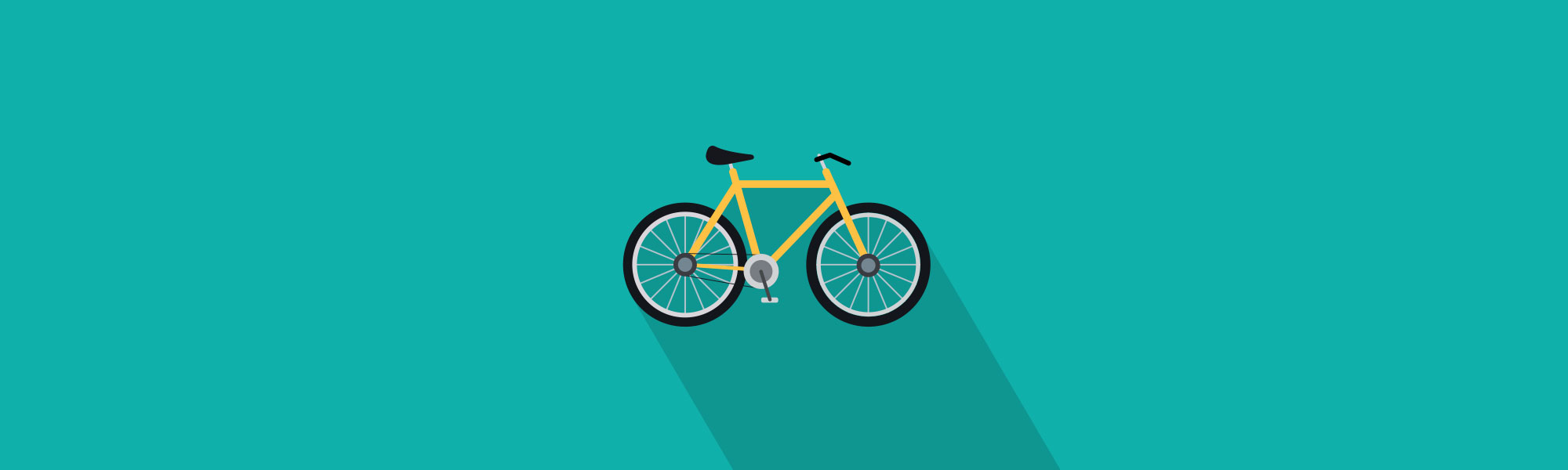 Full width banner hire a bike