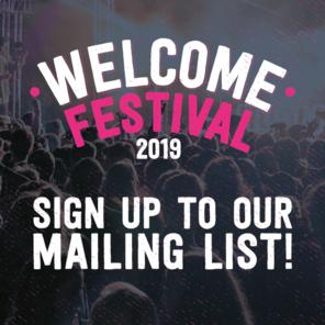 Welcome mailinglist webtile