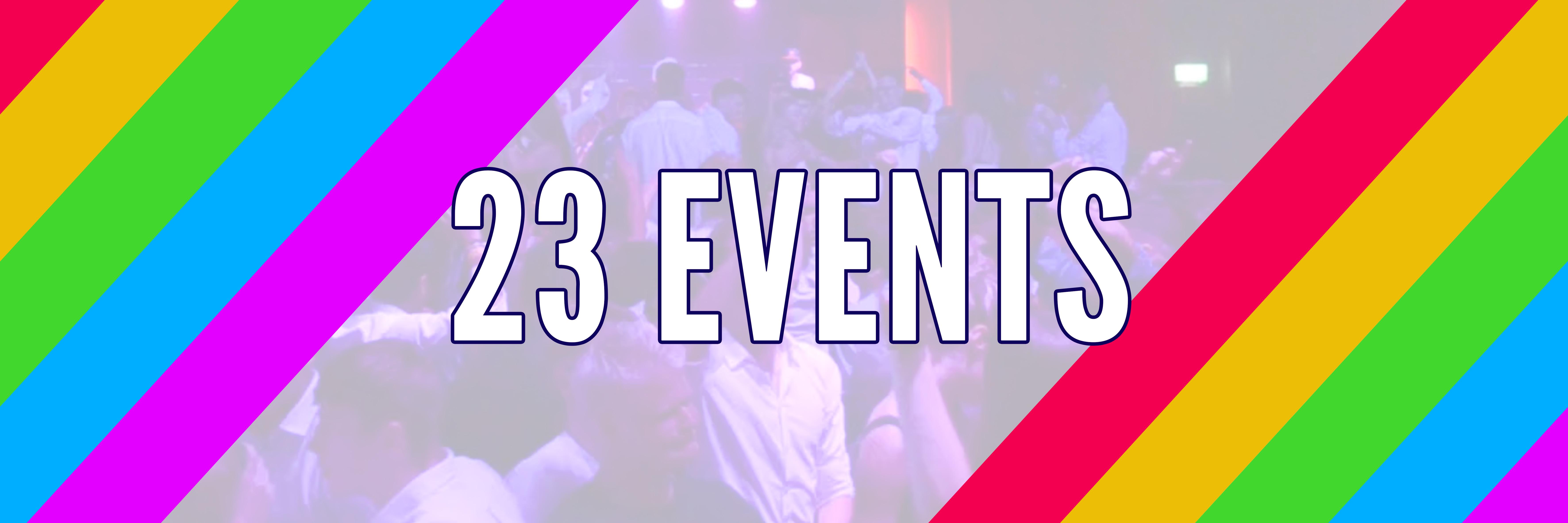 23 eventssmallertext