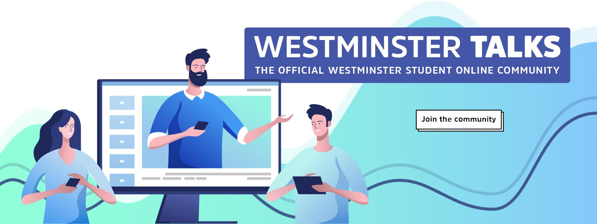 Westminster talks webbanner
