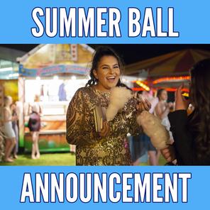 Summer ball announcement