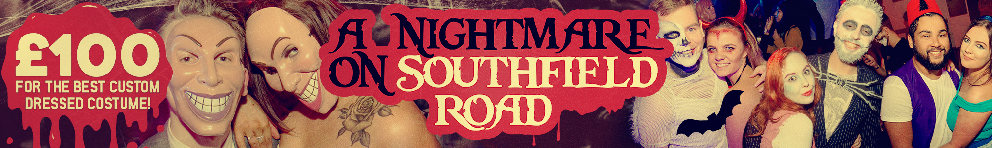 A nightmare on southfield road web banner