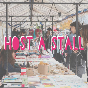Host a stall button
