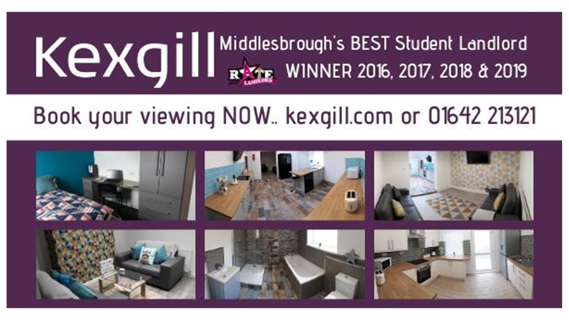 Kexgill mobile web banner