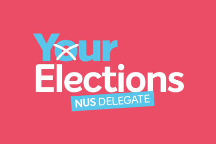 Your elections nus delegate