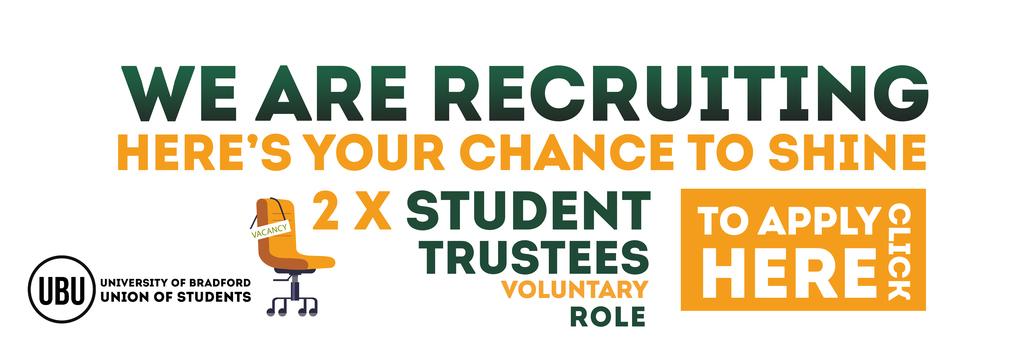 Studenttrusteeposition