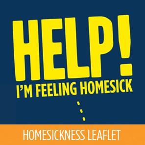 Homesickness web