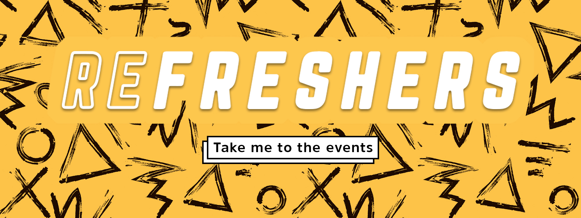 Refreshers homebanner events