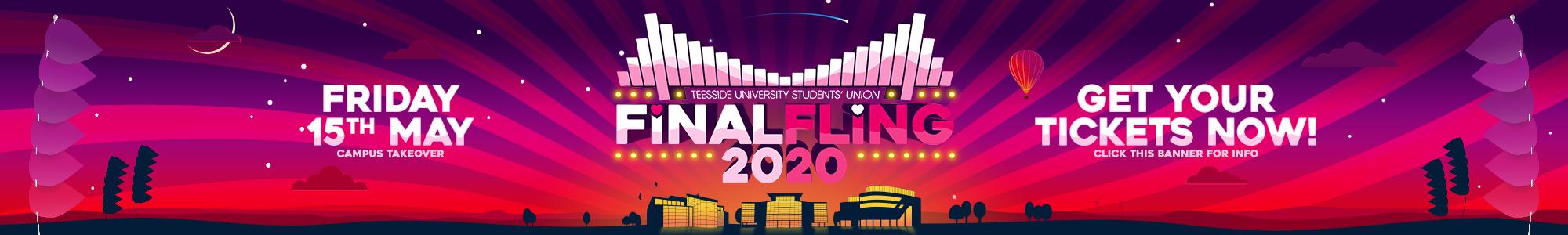 Fling 2020 homepage web