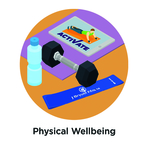 Icon physical wellbeing