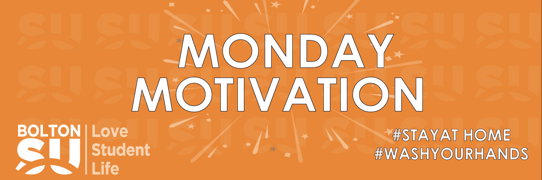 Monday motivation website banner 01