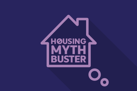 Housing myth buster