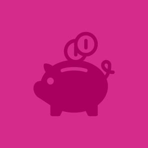 Societies buttons finances