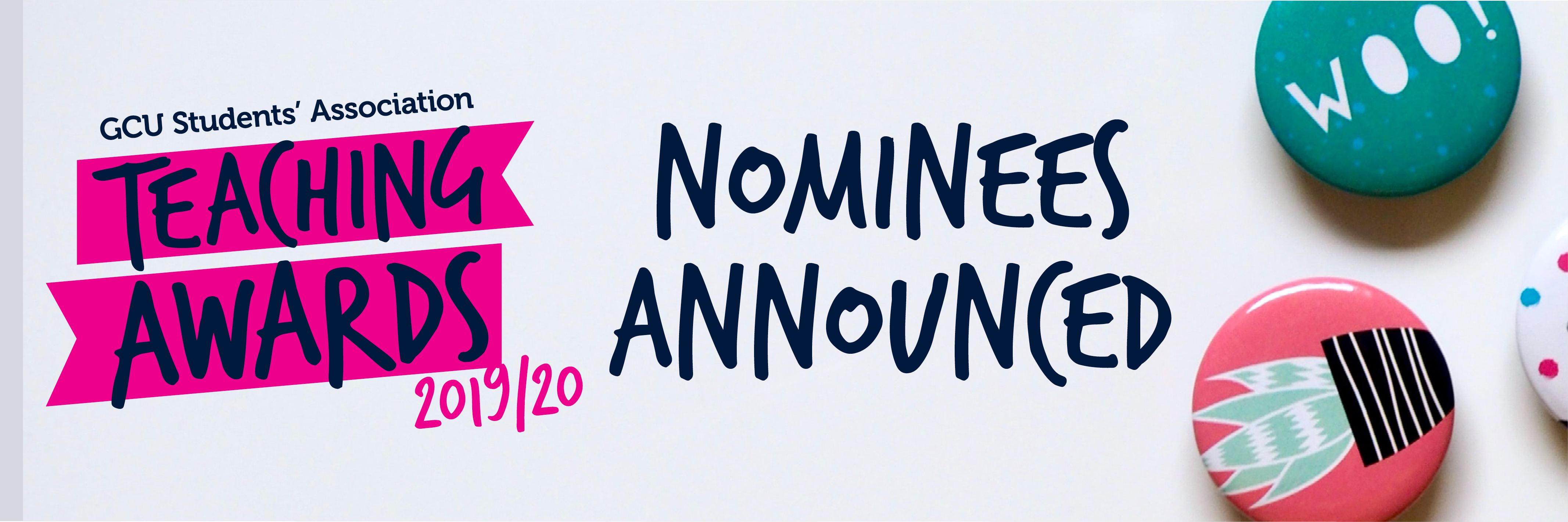 2019 20 teaching awards campaign website slider  nominees announced