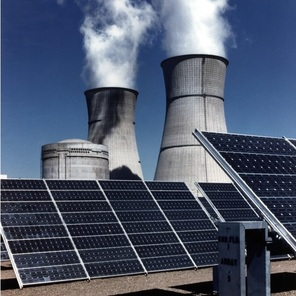 Fossil and renewable energy